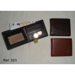 Ref. 523 Oferta Americano porta monedas