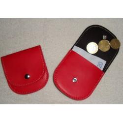Porta-monedas en polipiel
