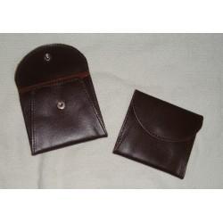 Ref. 735 Porta-monedas en piel