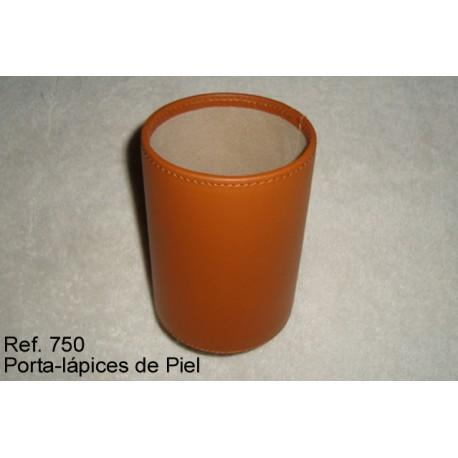 Ref. 750 Porta-lápices en piel