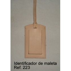Ref. 223 Identificador de maleta