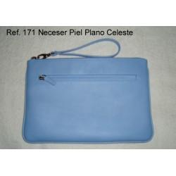 Ref. 171 Neceser Piel Plano Celeste
