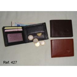 Ref. 427 Oferta Americano Porta monedas