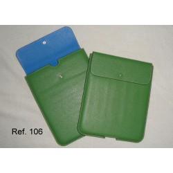 Ref. 106 Funda de Ipad con Solapa en piel